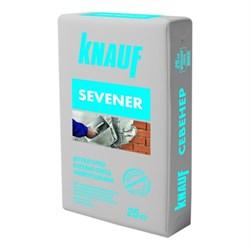 Штукатурно- клеевая смесь Севенер. Кнауф. Sevener. Knauf.25кг - фото 4337