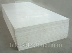 Гипсоволокнистые листы. ГВЛ. 12.5мм.Knauf. (1.2х2,5м) - фото 4699