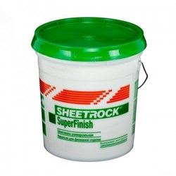Шпаклевка  Шитрок \Sheetrock  Super Finish ,28кг - фото 5162