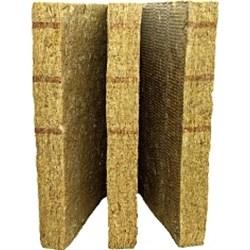 Утеплитель Rockwool (Роквул) Лайт Баттс скандик 100 мм 800*100*600.1м2 - фото 5188