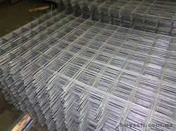 Сетка сварная в картах 110х110х4.5мм(1,5х2м) - фото 5203