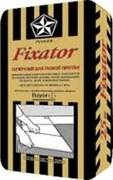 Плиточный клей Фиксатор. Fixator. Русеан.25кг