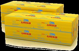 Утеплитель Урса/ URSA XPS. G-4. 1180х600х100мм