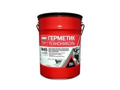 Герметик бутилкаучуковый №45 Технониколь