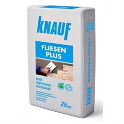 Клей для плитки Кнауф. Флезен плюс./Knauf.Fliesen plus, 25кг - фото 4219
