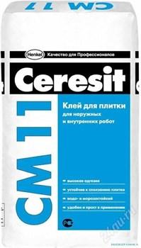 Клей для плитки Церезит СМ11./Ceresit, 25кг - фото 4220