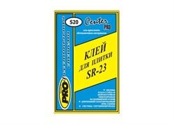 Клей для плитки универсальный SR23/ PRO, 25кг - фото 4778