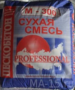 Пескобетон М300 Профессионал\Professional, 40кг - фото 5137