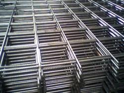 Сетка сварная, карты 65х65х2.8мм(0,5х2м) - фото 5206