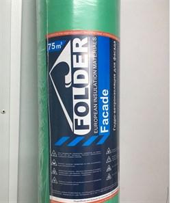 Ветрозащита для фасада Фолдер Folder Facade (Польша) 75м2 - фото 5379
