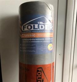 Трехслойная гироизоляционная мембрана Фолдер Классик Folder Classic. 75м2. - фото 5510