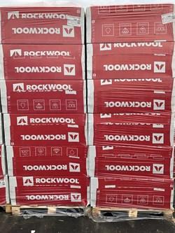 Утеплитель Rockwool (Роквул) Венти Баттс ОПТИМА 100 мм 600*100*1000 - фото 5542