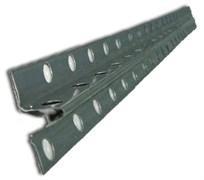Используется для опорной направляющей базы при оштукатуривании для выравнивания поверхности.
