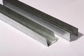 Направляющий Профиль Потолочный ППН 27Х28-3м. 0,4мм
