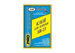 Клей для плитки универсальный SR23/ PRO, 25кг