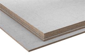 ЦСП  цементно-стружечная плита 3200х1200х20мм